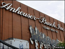 Anheuser-Busch headquarters
