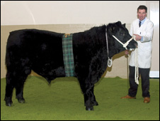 Deveron Limited Edition and Hamish Sclater