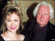 Hetty Baynes and Ken Russell