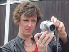 BBC reporter Polly Billington
