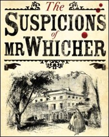 The Suspicions Of Mr Whicher by Kate Summerskill