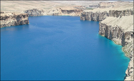 The Grand Canyon at Band-e Amir