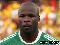 Nigerian international Danny Shittu