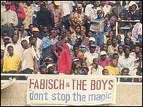 bbc sport football african fond memories of fabisch