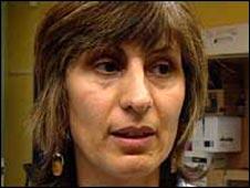Lewisham CLC manager Zalihe Collymore-Hussein