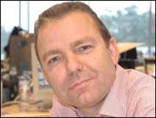 BBC Radio editor, Jon Zilkha