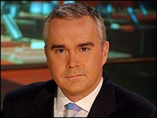 BBC presenter Huw Edwards