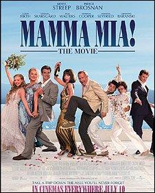 Mamma Mia! cast