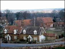 A rural village