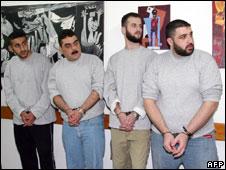 Lebanese prisoners