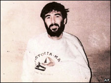 File picture of Ron Arad