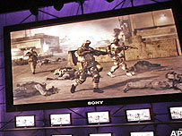 Sony's MAG - Massive Action Game