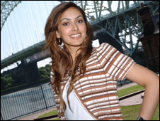 Janeena Basra courtesy of Runcorn & Widnes World