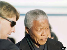 Rory Steyn talks to Mandela