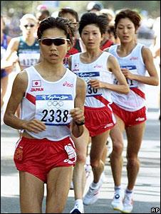 Naoko Takahashi