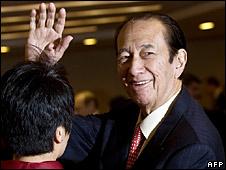 Casino tycoon Stanley Ho