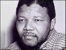 Nelson Mandela in 1962