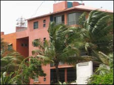 Goan property owned by a British national
