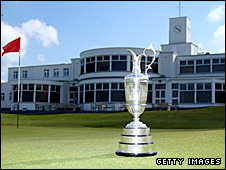 The Claret Jug is the most famous golf trophy of them all