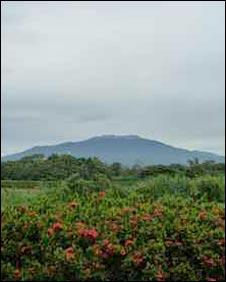 Costa Rica's landscape