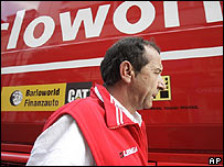 Claudio Corti, director de Barloworld