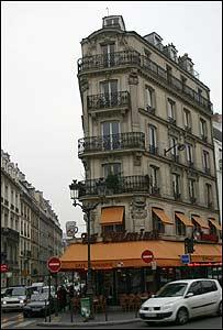 Calle parisina