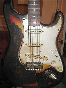 The 1965 Fender Stratocaster