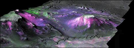 Nili Fossae (Nasa/JPL/JHUAPL/University of Arizona/Brown University)