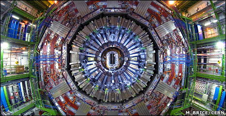 CMS detector at end of 2007 (M. Brice/Cern)