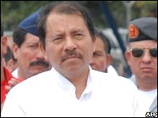 Daniel Ortega, file image
