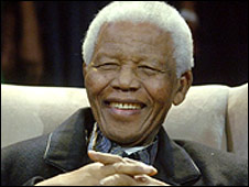 Nelson Mandela on 12 July, 2008