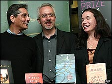2004 Booker Prize nominees