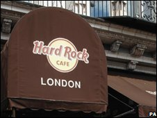 Hard Rock Cafe, London