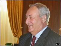 Президент Абхазии Сергей Багапш