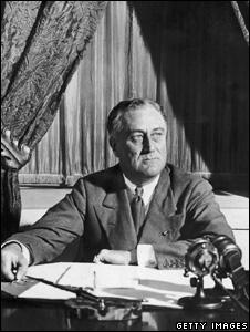 Franklin D Roosevelt (Getty Images)