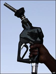 Petrol pump (Image: AP)