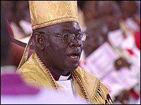 Archbishop Peter Akinola