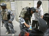 قوات عراقية