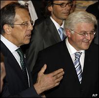 Лавров и Штайнмайер
