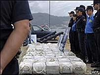 Испанские полицейцские