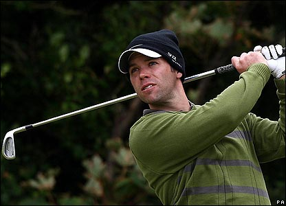 Paul Casey at Birkdale