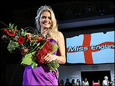 Winner Laura Coleman