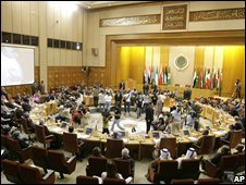 Arab League foreign ministers emergency meeting
