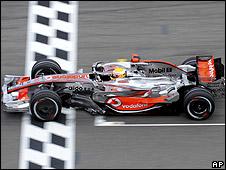 Lewis Hamilton wins the German Grand Prix