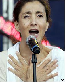 Ingrid Betancourt (20/07/08)