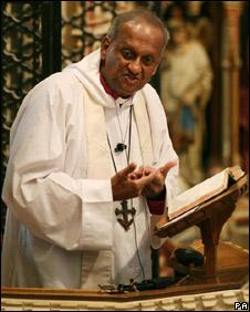 Bishop Duleep de Chickera