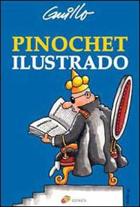 "Portade del libro ""Pinochet ilustrado"""