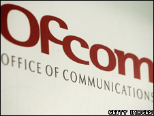 Ofcom logo (Getty Images)