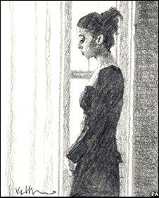 Jack Vettriano's Beautiful Dreamer