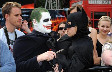 Batman premiere